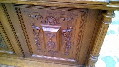 14D02014 RENAISSANCE REVIVAL BUFFET DETAIL(2)