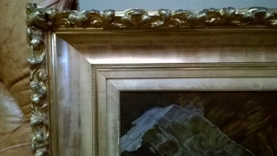 15F FRAMED OIL PAINTING- THE CAPTURE (3).jpg