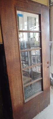 14C31200 MIDCENTURY HORIZONTAL PANE DOOR