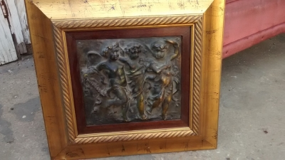 15F04 FRAMED BRONZE PLAQUE.jpg