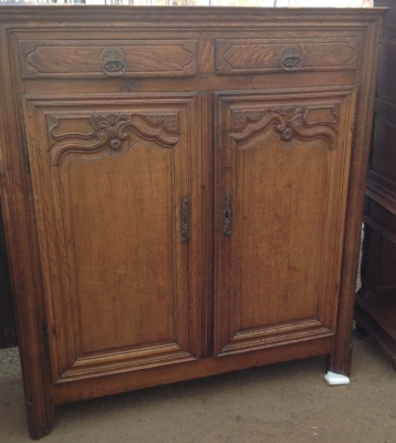 14C06007 COUNTRY FRENCH TALL CABINET.JPG