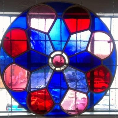 round window SOLD