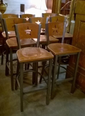 15F27353 SET OF 8 LONE STAR BAR STOOLS (2).jpg