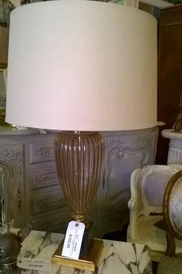 15F30608 REEDED GLASS LAMP.jpg