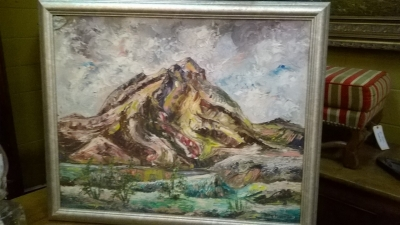 15G08 FRAMED MOUNTAIN LANDSCAPE.jpg