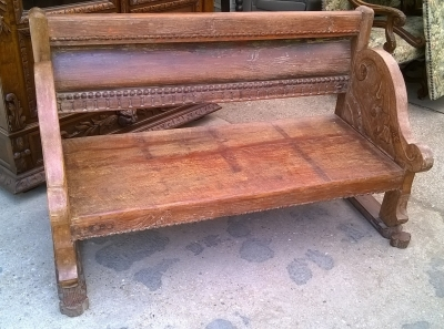 15G21016A ASIAN TEAKWOOD BENCH (1).jpg