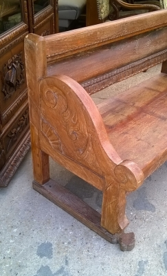 15G21016A ASIAN TEAKWOOD BENCH (2).jpg