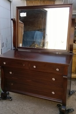 15G26012 EMPIRE REVIVAL DRESSER WITH MIRROR (3).jpg