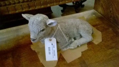 15G21026 CAST CONCRETE LAMB.jpg