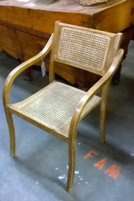 15G28310 MODERN STEAM BENT CANED CHAIR.jpg