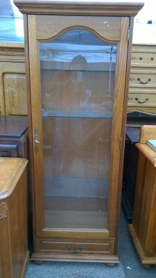 15H08 OAK GLASS DISPLAY CASE (1).jpg