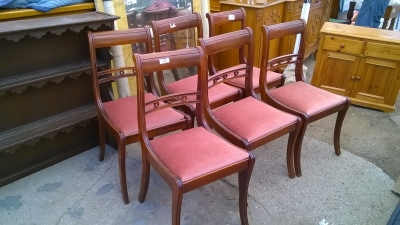 15H08 SET OF 6 REGENCY  CHAIRS (1).jpg