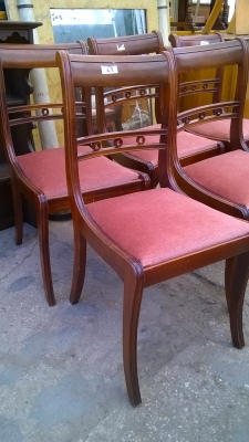 15H08 SET OF 6 REGENCY  CHAIRS (2).jpg