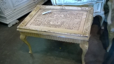 15H11213 HAND CARVED COFFEE TABLE BY TEXAS ARTIST (1).jpg