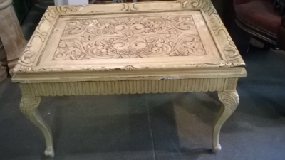 15H11213 HAND CARVED COFFEE TABLE BY TEXAS ARTIST (2).jpg