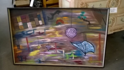 15H LARGE FRAMED ABTRACT OIL PAINTING.jpg