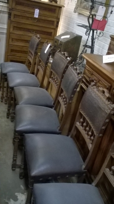 15H SET OF 6 HENRI II LEATHER CHAIRS (1).jpg