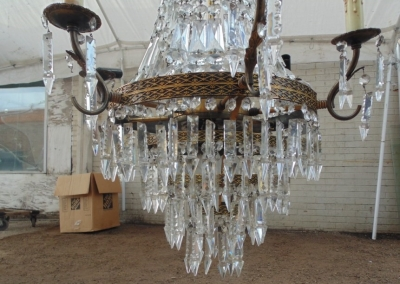 14D10001 ITALIAN EMPIRE CRYSTAL CHANDELIER  (4).JPG