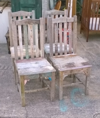 123 SET OF 4 RUSTIC BARNWOOD CHAIRS (1).jpg