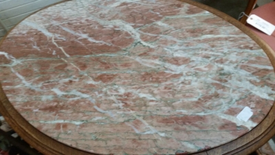 15I03 FRENCH MARBLE TOP OCCASIONAL TABLE (2).jpg