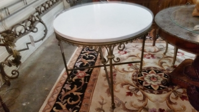 15I03 LOUIS XVI MARBLE TOP TABLE.jpg