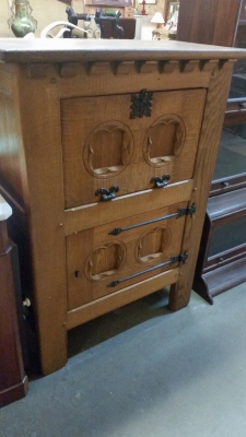 15I03 OAK DROP FRONT SECRETARY.jpg