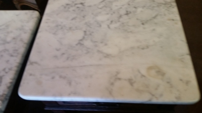 15I03 PAIR OF FRENCH MARBLE TOP STANDS (3).jpg