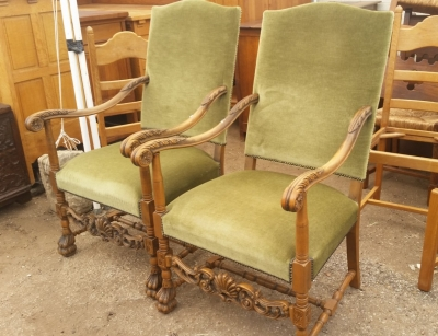 15I03 PAIR OF FRENCH THRONE CHAIRS (3).jpg