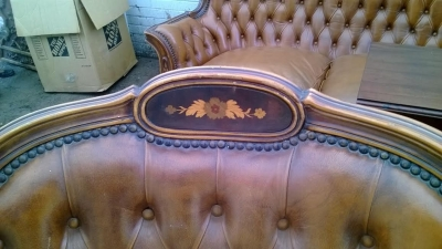 14D10008 ITALIAN BAROQUE LEATHER ARM CHAIRS (5).jpg