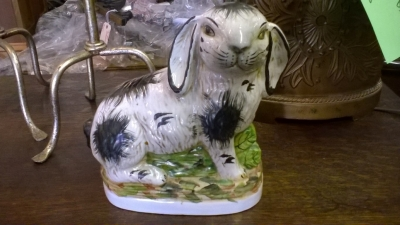 15I STAFFORDSHIRE RABBIT.jpg