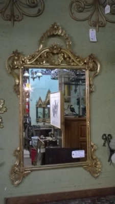 15I30 GILT WOOD MIRROR (1).jpg