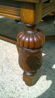 15I30 LARGE FRENCH DRAWLEAF TABLE (2).jpg