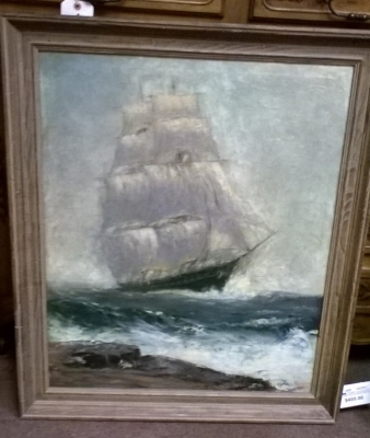 15I30 SIGNED SHIP PAINTING.jpg
