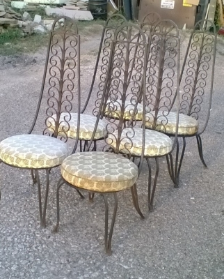 15J08001 SET OF 6 TALL BACK WROUGHT IRON CHAIRS (2).jpg
