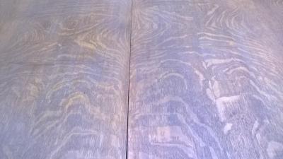 15J08002 ROUND ENGLISH OAK TABLE WITH LEAF (2).jpg