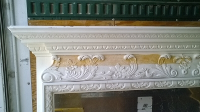 15J08202 PAINTED CARVED MANTLE (2).jpg