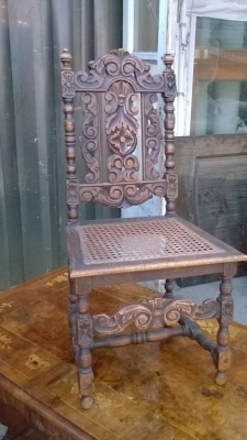 15J15 CARVED CANED SEAT CHILDS CHAIR.jpg
