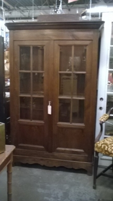 15J24 EARLY LOUIS PHILIPPE BOOKCASE.jpg