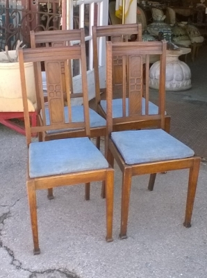 15K02 SET OF 4 MISSION STYLE CHAIRS.jpg