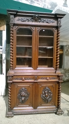 15K11300 BARLEY TWIST BOOKCASE (1).jpg