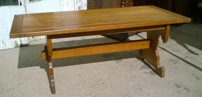 15K11300 GOTHIC BASE TRESTLE TABLE.jpg