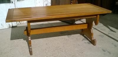 15K11300 GOTHIC BASE TRESTLE TABLE.jpg