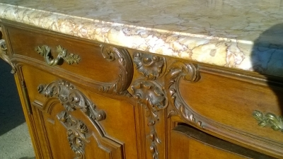 15K18003 LOUIS XV MARBLE TOP SERVER (5).jpg