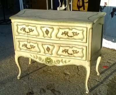 15K18007 PAINTED LOUIS XV 2 DRAWER CHEST.jpg