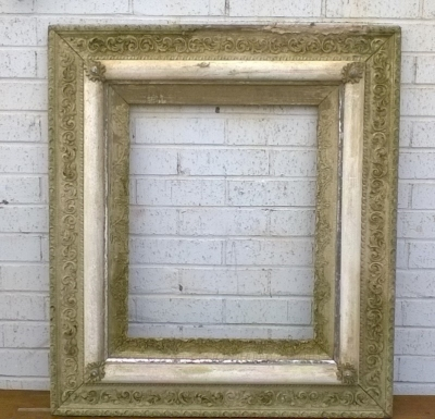 15K24506 WHITE AND GILT SQUARE FRAME.jpg