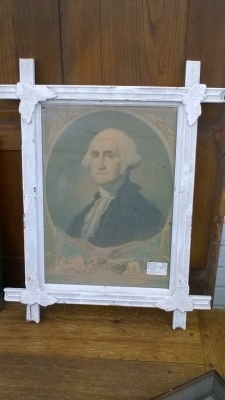 15K24509 WHITE FRAMED GEORGE WASHINGTON PRINT.jpg