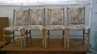 15K24525 SET OF 4 TWIG CHAIRS WITH CAMO UPHOLSTERY.jpg