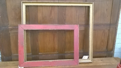 15K24541 AND 42 RED FRAME AND GILT FRAME.jpg