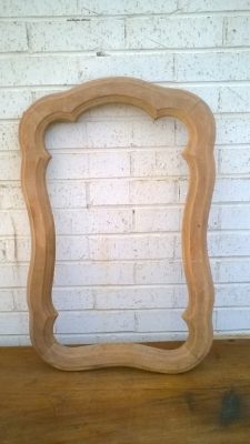15K24568 ARCHED TOP WOOD MIRROR FRAME UNFINISHED.jpg