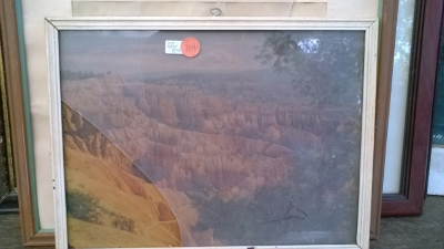 15K24647 VINTAGE PHOTO OF WESTERN CANYONS.jpg